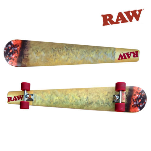 RAW® - Skateboard - Custom Joint Cone