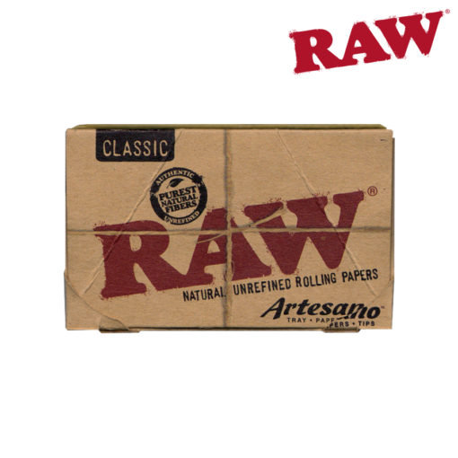 RAW® - Classic - Artesano 1¼ - Rolling Papers
