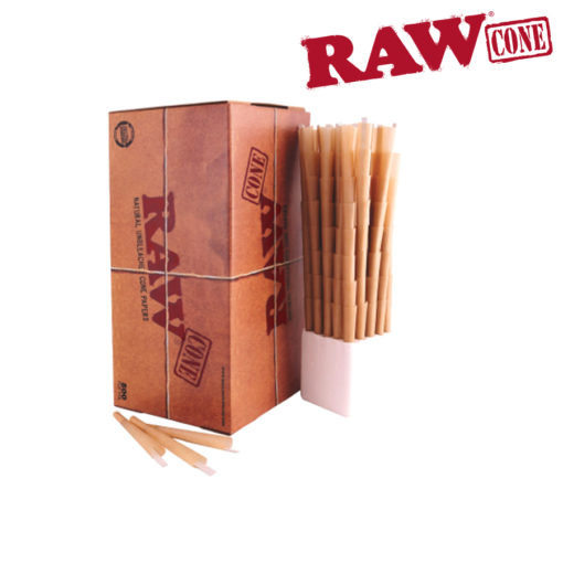 RAW® - Pre-Rolled Cone King Size - Bulk 800