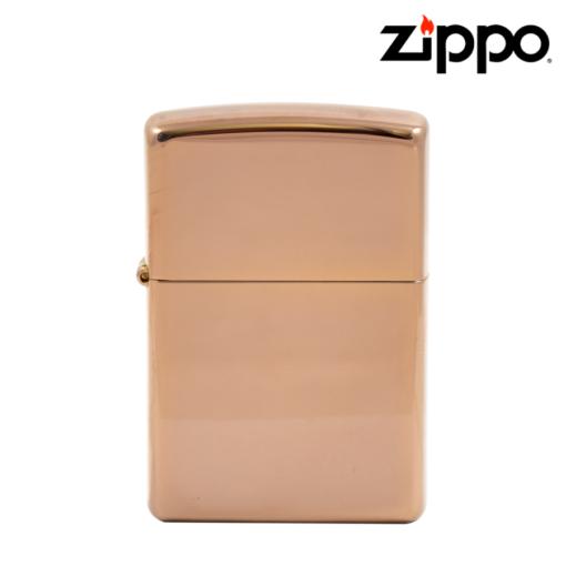 Zippo® - Lighter - High Polish Rose Gold