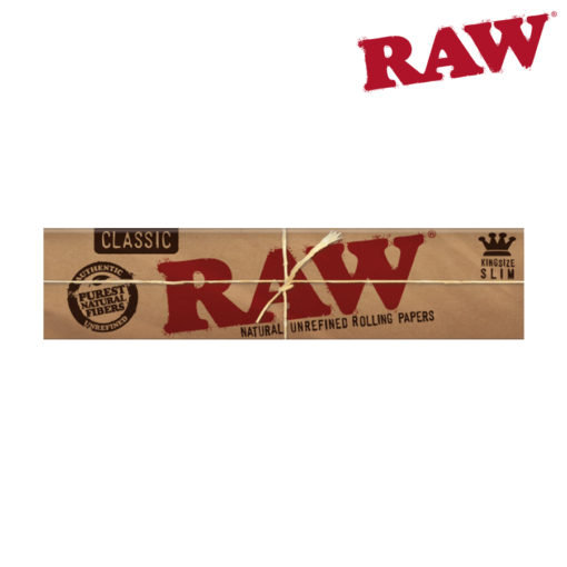 RAW® - Classic - King Size Slim - Rolling Papers