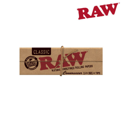 RAW® - Classic - Connoisseur 1¼ - Rolling Papers