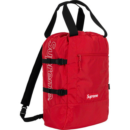 Supreme® - Tote Backpack - Red