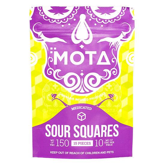 MOTA - Sour Squares