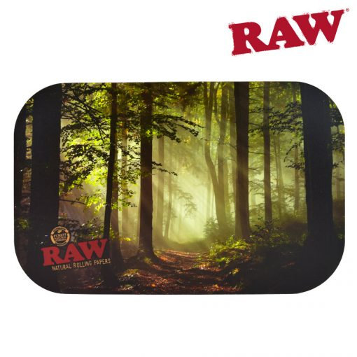 RAW® - Smokey Trees - Rolling Tray Cover - Small