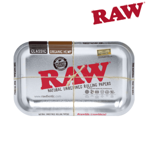 RAW® - Metal Rolling Tray - Small
