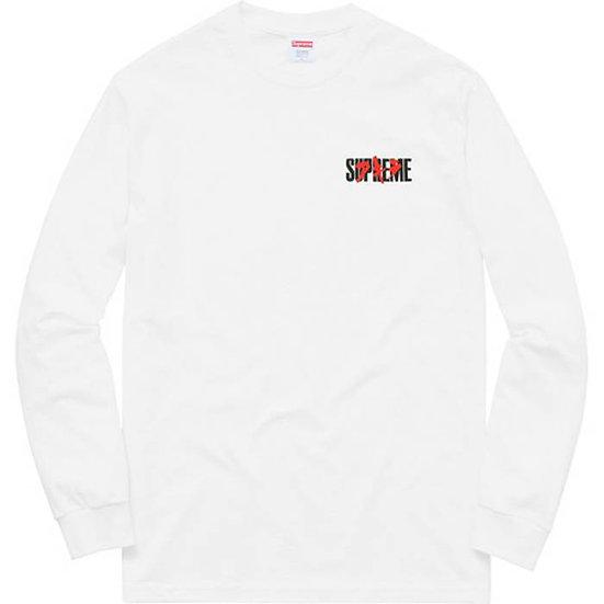 Supreme® - AKIRA - Neo-Tokyo L/S Tee - White - SS17