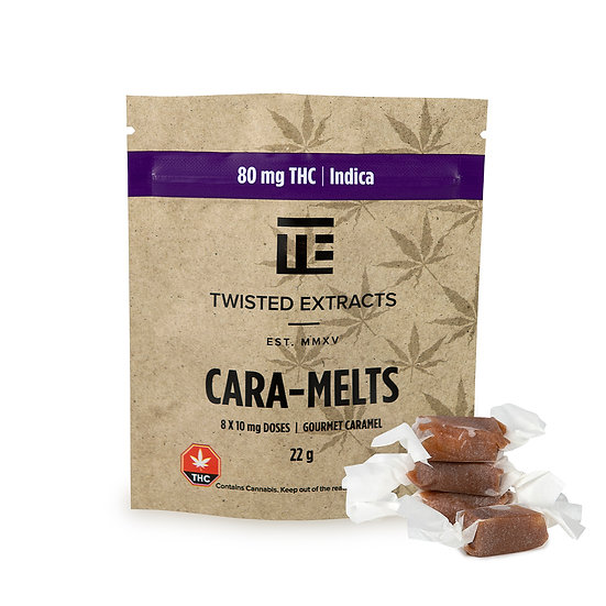 Twisted Extracts - Cara-Melts - Indica