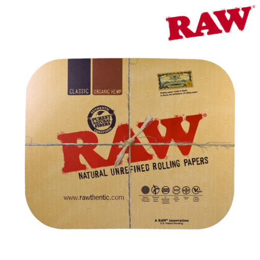 RAW® - Classic - Rolling Tray Cover - Large