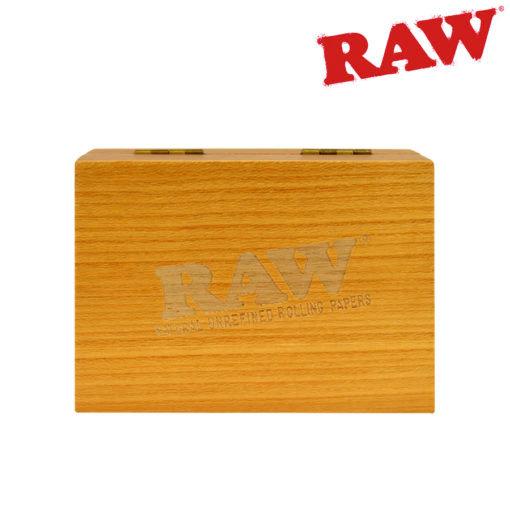 RAW® - Naturawl Teakwood Smokers Box