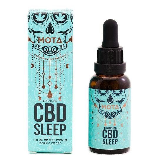MOTA - CBD Sleep Tincture - 1000mg CBD