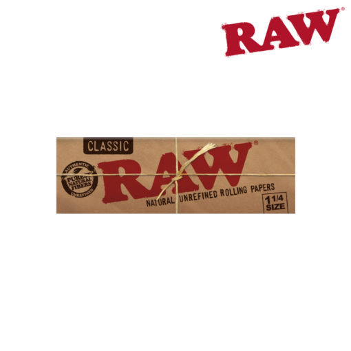 RAW® - Classic 1¼ - Rolling Papers