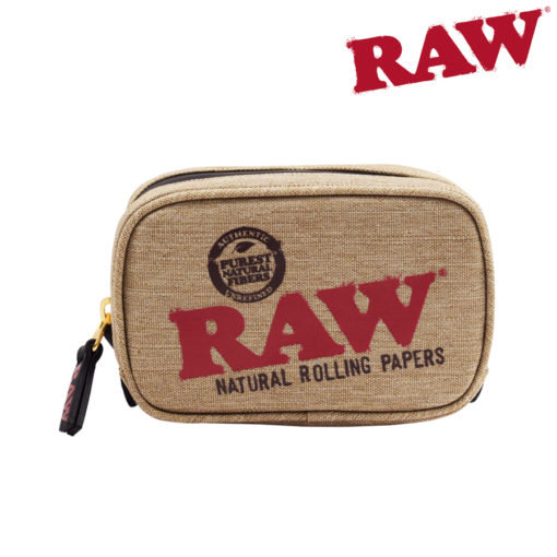 RAW® - Smell Proof Smokers Pouch -Small