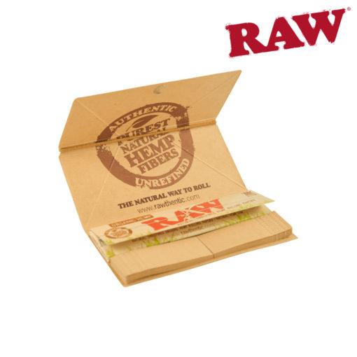 RAW® - Organic Hemp Artesano King Size Slim - Rolling Papers