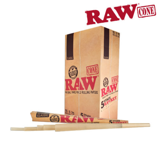RAW® - 5 Stage RAWket Launcher