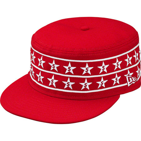 Supreme® - Star Pillbox New Era® - Red - SS19H78