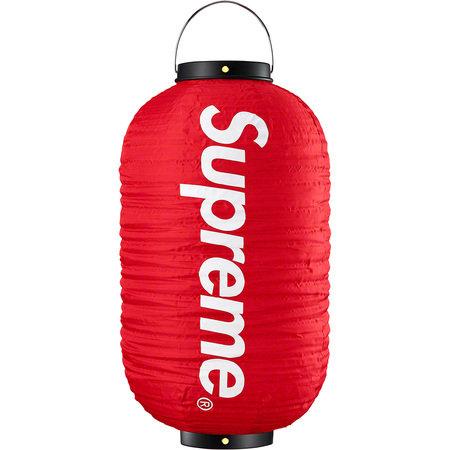 Supreme® Hanging Lantern - Red