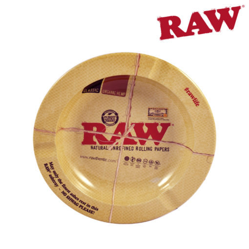 RAW® - Metal Ashtray