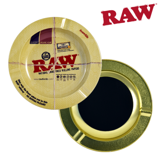 RAW® - Metal Magnetic Ashtray