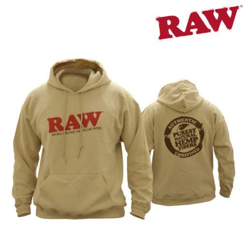 RAW® - Hoodie - Sand - XXL