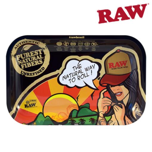 RAW® - Brazil - Small