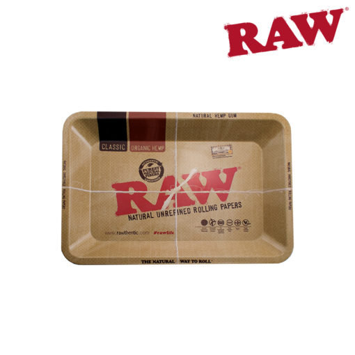 RAW® - Classic Metal Rolling Tray - Mini