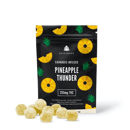 BuudaBomb - BLACK Label - Pineapple Thunder