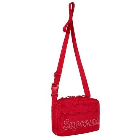 Supreme® - Shoulder Bag - Red - FW18B10