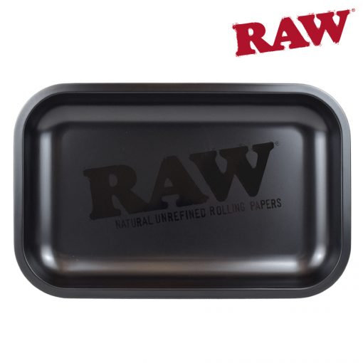 RAW® - Murdered - Metal Rolling Tray - Small