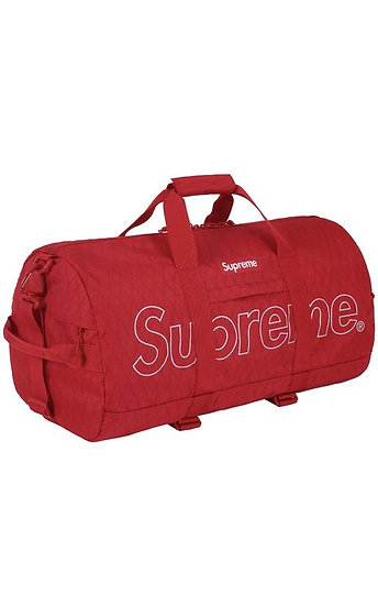 Supreme® - Duffle Bag - Red - FW18B9