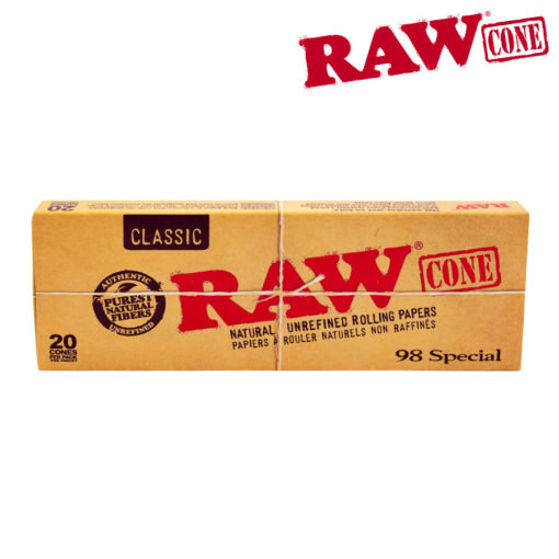 RAW® - Pre-Rolled Cones 98 Special
