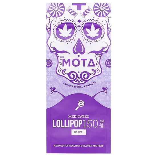 MOTA - Lollipop - Grape - 150mg THC