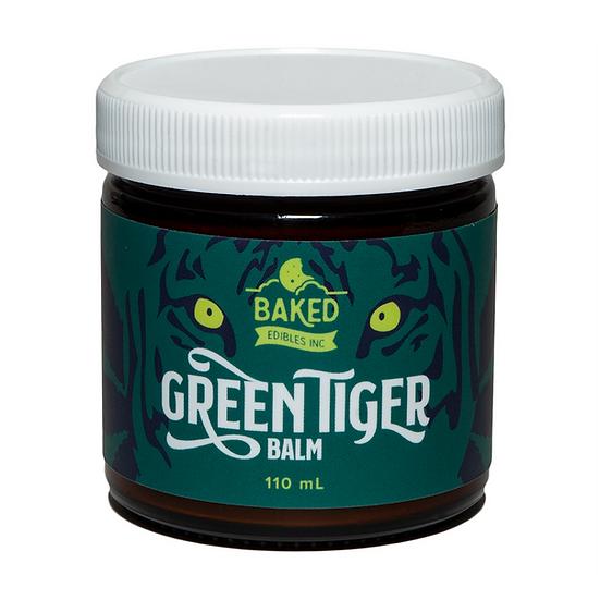 Green Tiger Salve (Tiger Balm) - 100mg/100mL