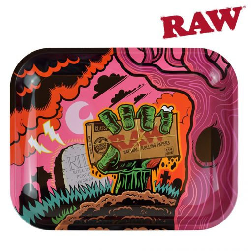 RAW® - Zombie - Rolling Tray - Large