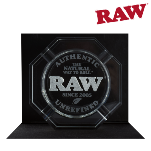 RAW® - Crystal Ashtray