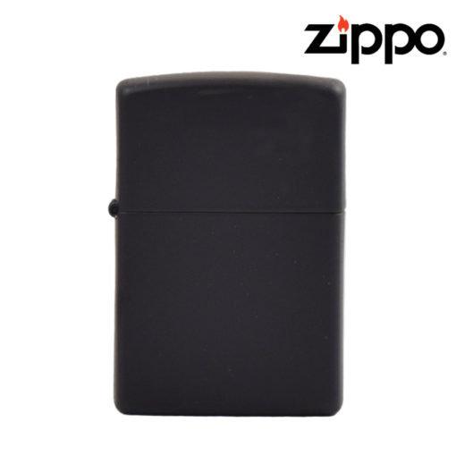 Zippo® - Lighter - BLACK Matte