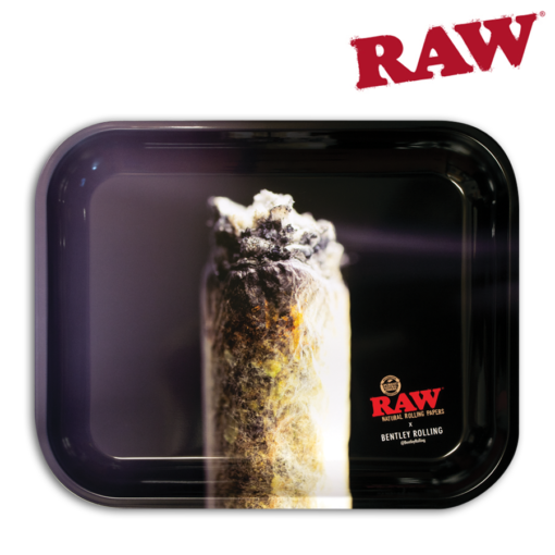 RAW® - Rolling Tray - Bentley Rolling - Large