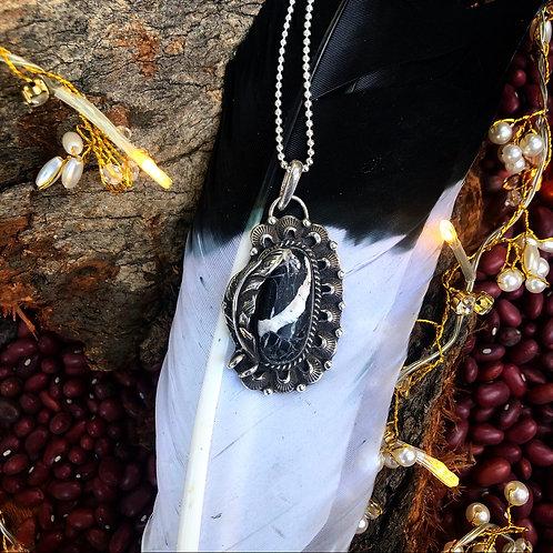 'Boundless Buffalo' Necklace