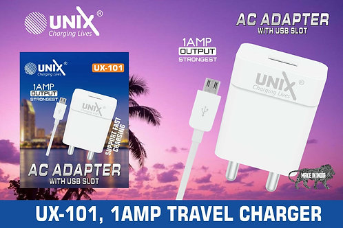 Unix charger 1AMP Travel charger