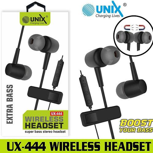 Unix UX 444 wireless