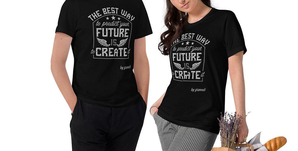 Unisex Organic Cotton T-Shirt KJ878768