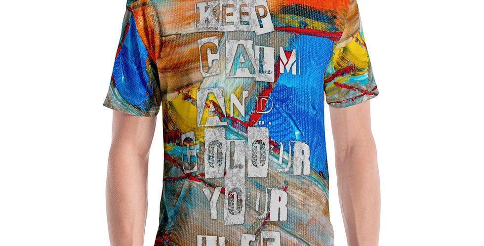 Men's T-shirt QW76575