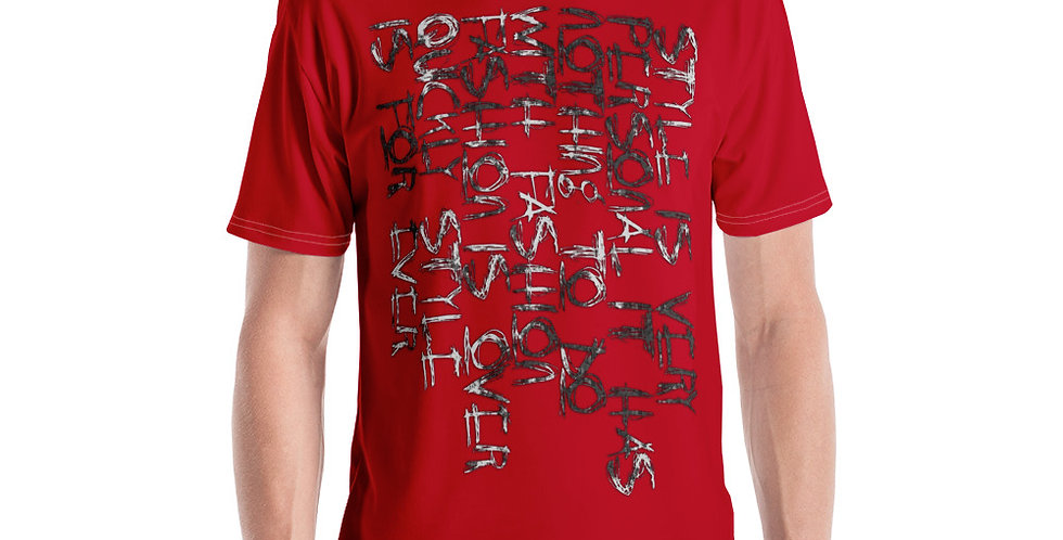 Men's T-shirt JH87867