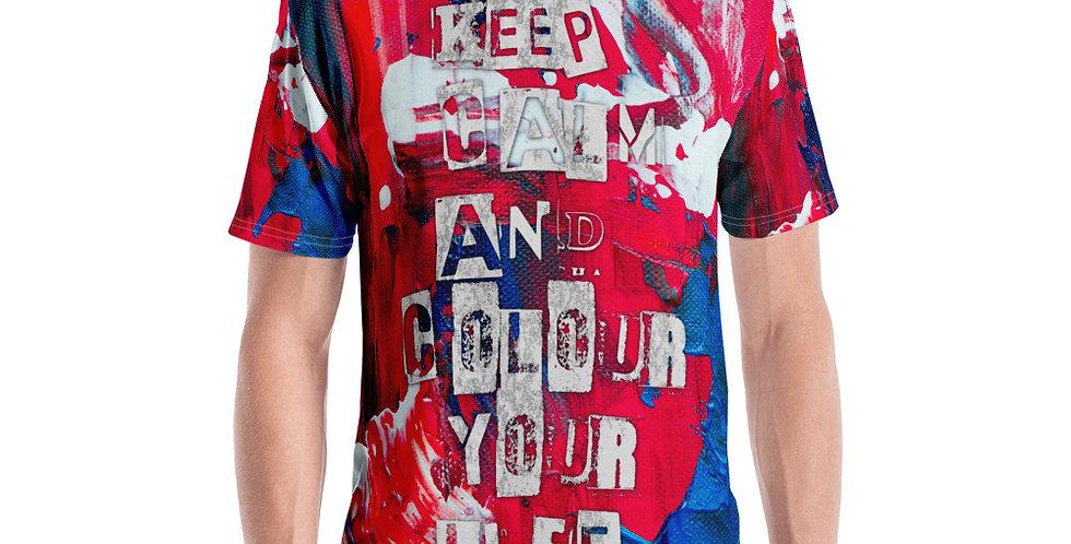 Men's T-shirt AQ676876