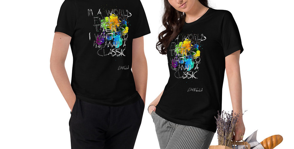 Unisex Organic Cotton T-Shirt GF566456