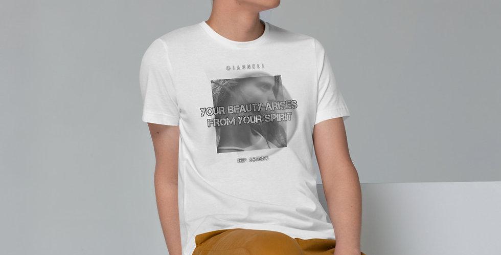 Unisex Organic Cotton T-Shirt JH787876