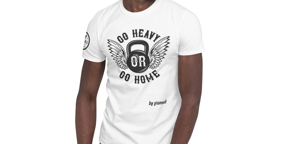 Short-Sleeve Unisex T-Shirt QY787686