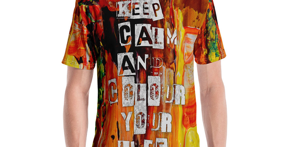 Men's T-shirt AQ65656