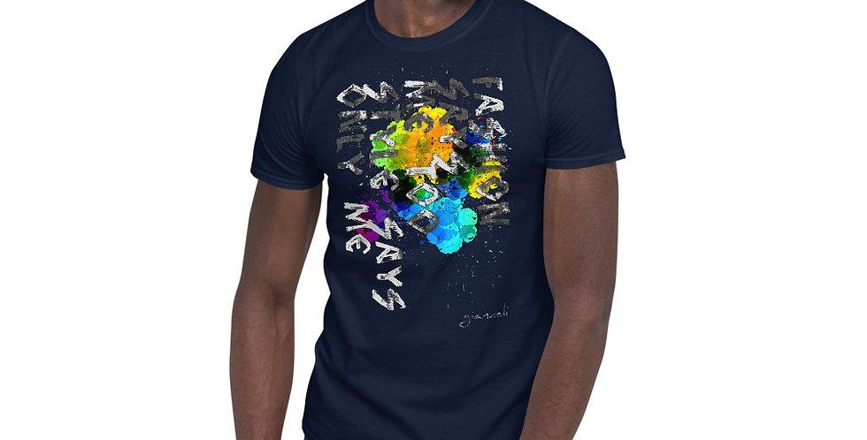 Short-Sleeve Unisex T-Shirt LJ7677857