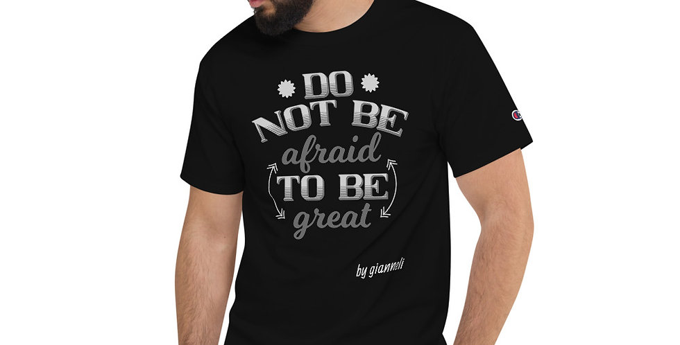 Men's Champion T-Shirt SD767567
